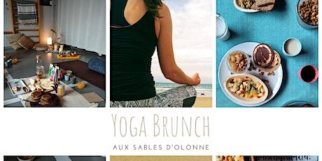 Yoga Brunch billets