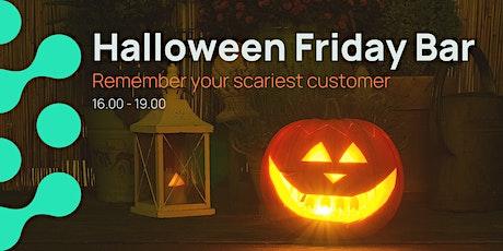 Halloween Friday Bar tickets