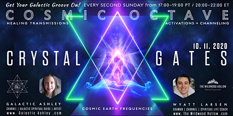 Cosmic Octave: CRYSTAL GATES + Master Body Crystal Activation tickets