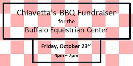 Chiavetta's BBQ Fundraiser tickets