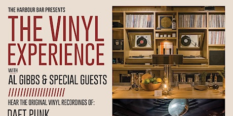 The Vinyl Experience tickets