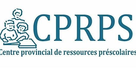 CPRPS Capable, confiant & curieux - Module 7 tickets