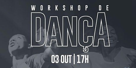 WORKSHOP DE DANÇA ingressos