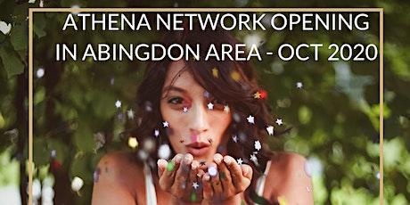 Virtual - The Athena Network - Abingdon Launch tickets