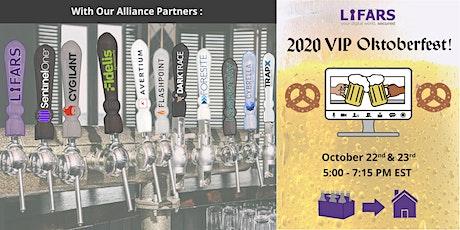 2020 LIFARS VIP Oktoberfest! tickets