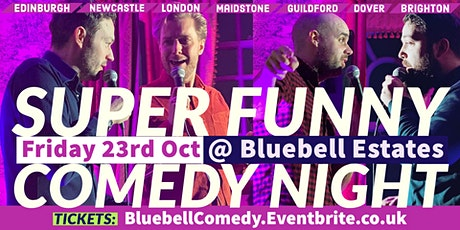 Super Funny Comedy Night at Bluebell Vineyard! tickets