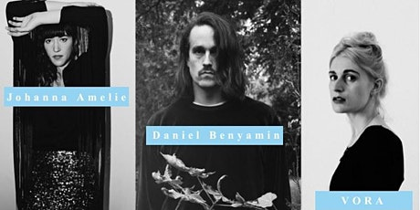 Double Record Release:  Daniel Benyamin & Johanna Amelie + Special Guest Tickets