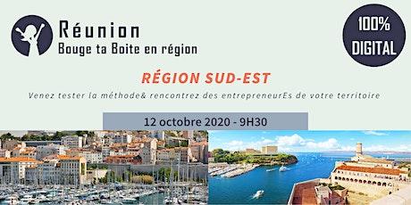 Région Sud-Est - Venez vivre la méthode Bouge ta Boite en digital ! tickets