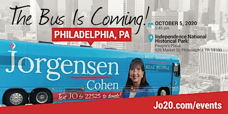 BUS TOUR 2.0 with Dr. Jo: Philadelphia, PA tickets