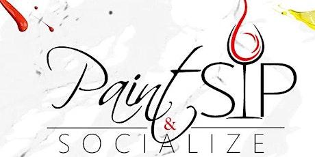 Mr. Reverse It ~ 'Paint, Sip & Socialize' tickets