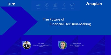 The 5 catalysts that will enable finance leaders to be decision ready tickets