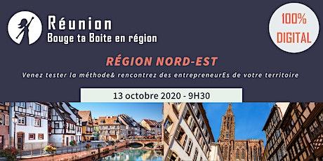 Région Nord-Est - Venez vivre la méthode Bouge ta Boite en digital ! tickets