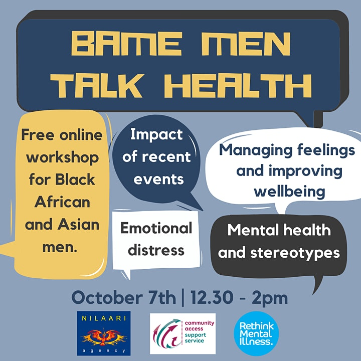 Black Men Talk Health image