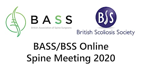BASS/BSS Online Spine Meeting tickets