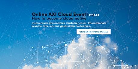 AXI Cloud event tickets