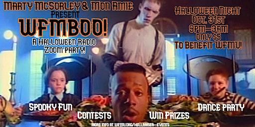 WFMBoo! A Very WFMU Halloween