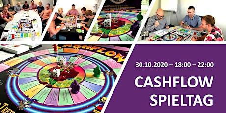 Cashflow Spieltag - Freitag  30. Oktober  2020 Tickets
