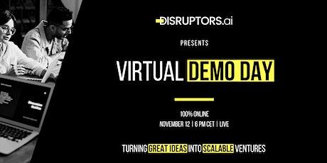 Virtual Demo Day tickets