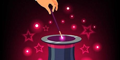 """FANTASTICO! spettacolo di magia @ Bunker Big Market 16 """"Autumn biglietti"""