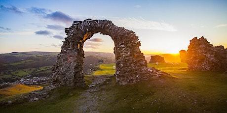 Fforymau Twristiaeth Ar-lein / Online Denbighshire Tourism Forums tickets