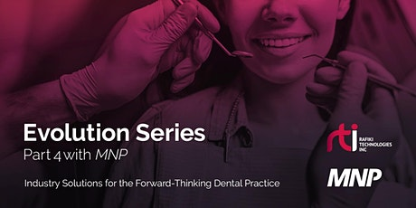 Industry Solutions for the forward-thinking dental practice tickets