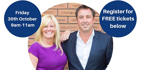 Introbiz Online Networking Event With Founders, Tracey and Paul Smolinski tickets