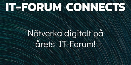 IT-Forum Connects -  Virtual Networking Event tickets
