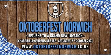 Oktoberfest Norwich 2021 tickets