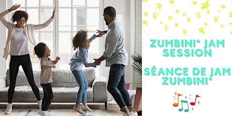 Zumbini® Jam Session / Séance de jam Zumbini® tickets