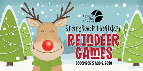 A Storybook Holiday: Reindeer Games (Dinner Edition) tickets