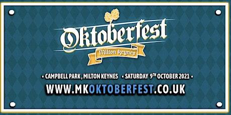 Oktoberfest Milton Keynes 2021 tickets