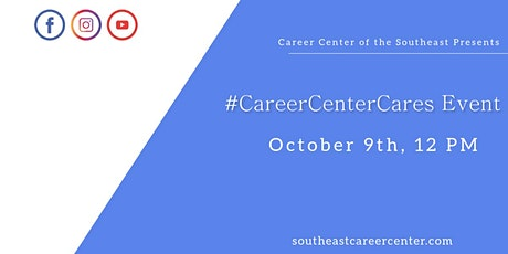 Community Day and Drive-Thru Job Fair! Career Center Cares tickets