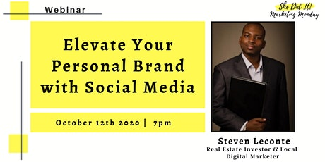 Elevate Your Personal Brand with Social Media tickets
