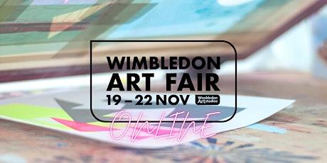 Wimbledon Art Fair Online : 19-22 November 2020 tickets