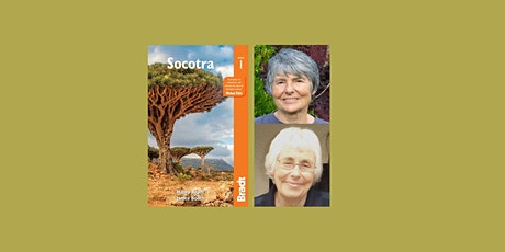 The Island of Socotra by Hilary Bradt and Janice Booth