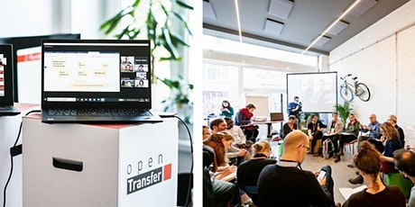 openTransfer CAMP #Zusammenhalt - sichtbar engagiert Tickets