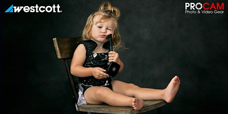Westcott Wednesday: Studio Lighting for Individual and Family Portraits tickets