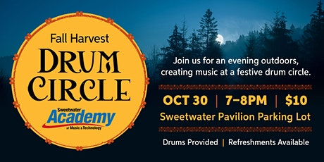 Fall Harvest Drum Circle tickets