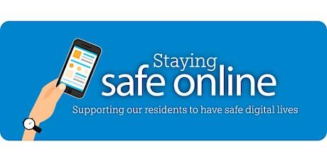 Staying Safe Online Webinar tickets