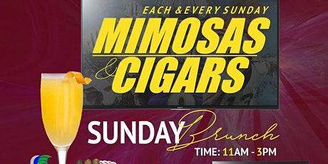 Mimosas & Cigars Brunch tickets