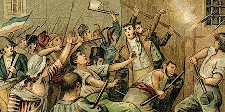 Duntocher, Dumbarton and the 1820 Scottish Rebellion Webinar tickets