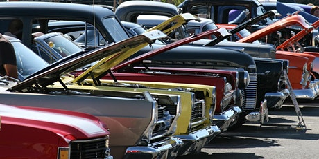 2021 MWD Car Show tickets