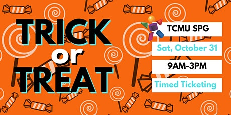 Trick-or-Treat at TCMU Spartanburg tickets