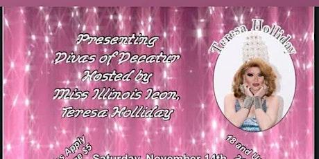 Divas of Decatur Drag Show tickets