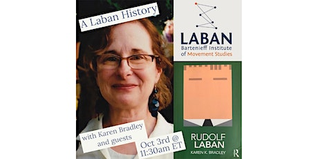 Part 1 - A Laban History: 140 years & the Implications for the 21st-Century tickets