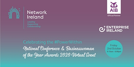 Network Ireland National Virtual Conference & Awards tickets