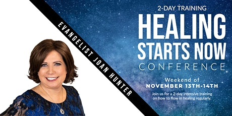 Healing Starts Now | 2-Day Leadership Training in Healing tickets