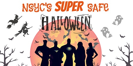 NSYC Super Safe Halloween tickets