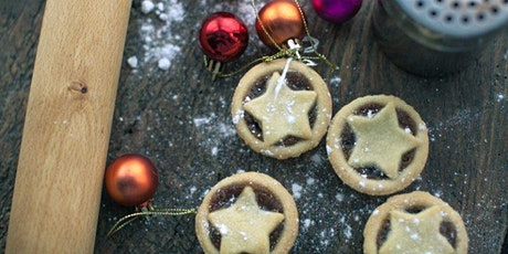 BakeXmas - 1 day Christmas patisserie and baking cookery course tickets