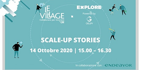Scale-up Stories biglietti